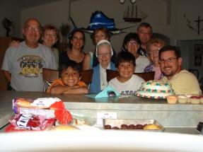 SisterAudrey 2010 with Florida family
