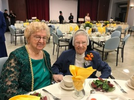 SisterAudrey 2019 80th Jubilee with Phenie