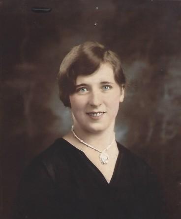 Sr. Anne Arnold's mother