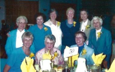 Class of 1954 - Golden Anniversary